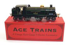 ACE Trains O-gauge 3-rail SR 4-4-4 Tank Locomotive