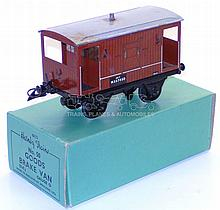 Hornby O-gauge No. 50 Goods Brake Van