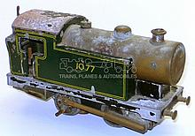 Scorpion O-gauge 0-4-0 Live Steam Locomotive