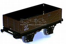 Bassett-Lowke O-gauge 5-plank Wagon