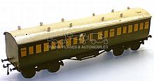 Leeds O-gauge SR 1st/3rd Passenger Coach