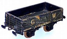 Leeds O-gauge 5-plank Wagon