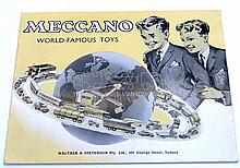 1950 Meccano Products Catalogue