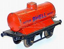 Hornby Series O-gauge Tank Wagon