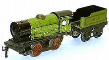 Hornby Series O-gauge M1 Locomotive & Tender