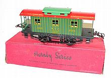 Hornby Series O-gauge NYC Caboose