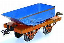 Hornby Series O-gauge MO Rotary Wagon