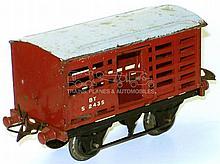 Hornby Series O-gauge Milk Traffic Van