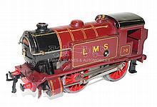 Hornby Series O-gauge clockwork 0-4-0 Tank Locomotive
