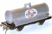 LR O-gauge Tank Wagon