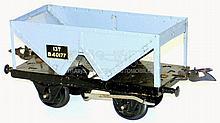 Hornby O-gauge No. 50 Hopper Wagon