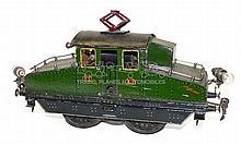 Marklin 1-gauge 0-4-0 Steeple Cab Electric Locomotive