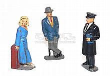 Three Timpo Railway Figures