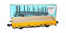 Marklin 1-gauge 5853 Stake Wagon