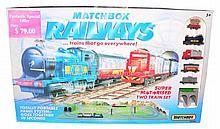 Matchbox Railways TN100 Train Set