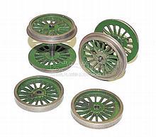 Bassett-Lowke O-gauge Driving Wheels