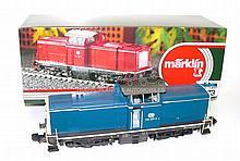 Marklin 1-gauge 5773 BO-BO Diesel Locomotive