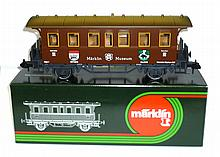 Marklin 1-gauge Museum Wagen Coach