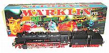 Marklin HO 3084 2-10-2 Locomotive & Tender