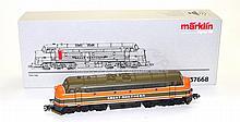 Marklin HO Digital 37668 Co-Co Diesel Locomotive
