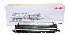 Marklin HO Digital 37665 Co-Co Diesel Locomotive
