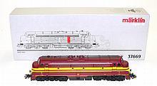 Marklin HO Digital 37669 Co-Co Diesel Locomotive