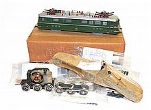Marklin HO 3850 Co-Co Electric Locomotive Kit