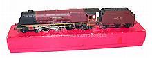 Hornby Dublo 2326 2-rail diecast 4-6-2 Locomotive & Tender