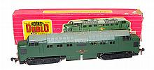 Hornby Dublo 2232 2-rail diecast Co-Co Diesel Locomotive