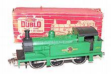 Hornby Dublo 2207 2-rail plastic 0-6-0 Tank Locomotive
