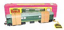 Hornby Dublo 2233 2-rail diecast Co-Bo Diesel Locomotive