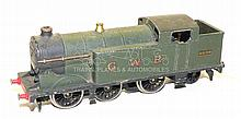 Hornby Dublo diecast 0-6-2 Tank Locomotive, GWR No. 6699