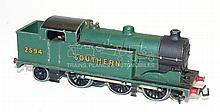 Hornby Dublo 3-rail diecast 0-6-2 Tank Locomotive