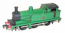 Hornby Dublo 2-rail plastic 0-6-0 Tank Locomotive