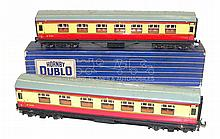 Two Hornby Dublo BR