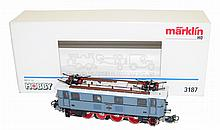 Marklin Hobby HO 3-rail 3187 BR E32 Electric Locomotive