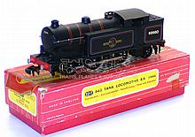 Hornby Tri-ang 2217 2-rail BR 0-6-2 Tank Locomotive