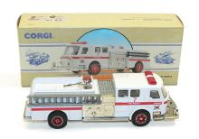 Corgi 97325 American LaFrance Fire Engine