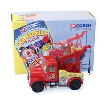Corgi 97886 Chipperfield's Circus Crane Truck