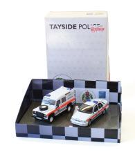 Corgi TP1002 Tayside Police Set