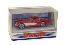 Matchbox Dinky DY23 1956 Chevrolet Corvette