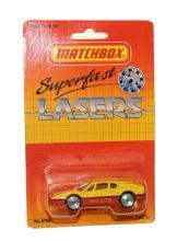 Matchbox Superfast Lasers No. 11 Ferrari 308 GTB