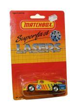 Matchbox Superfast Lasers No. 16 Sauber Racer