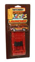Matchbox Superfast Lasers Corvette