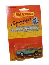 Matchbox Superfast Lasers No. 18 Firebird Racer