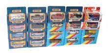 Twenty modern Matchbox Vehicles