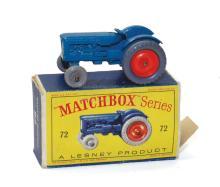 Matchbox 72 Fordson Major Tractor