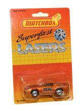 Matchbox Superfast Lasers No. 22 Camaro IROC