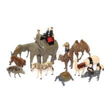 Diecast Figure Auction