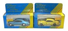 Two Trax 1:43 scale Holden Monaro HK GTS Cars